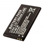 Nokia BL-4UL (225) kompatibilis akkumulátor 1200mAh Li-ion, OEM jellegű, csomagolás nélkül