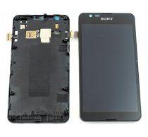 Sony Xperia E4g kompatibilis LCD modul, OEM jellegű, Grade S+