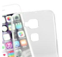 LG X Style Ultra Slim 0.3 mm szilikon hátlap tok, átlátszó