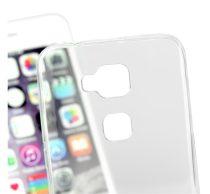 Xiaomi Redmi 4A Ultra Slim 0.3 mm szilikon hátlap tok, átlátszó