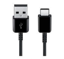 Samsung EP-DG930IBE USB Type-C adatkábel, 1,5m, fekete, gyári