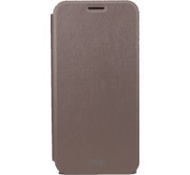 Mofi Mintás PU Bőr flip tok Xiaomi Pocophone F1, arany