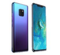 T-Phox Armor TPU hátlap tok Xiaomi Mi 8 Lite, átlátszó