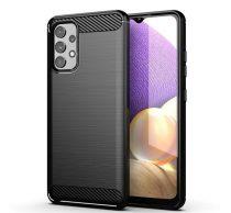 Forcell Carbon hátlap tok Xiaomi Redmi 6 Pro, fekete