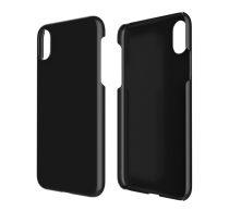 Xiaomi Mi A2 Lite, Műanyag hátlap tok, fekete