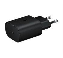 Samsung EP-TA800NB Type-C hálózati gyorstöltő, 25W, fekete