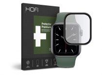 HOFI Hybrid Glass üveg képernyővédő fólia - Apple Watch Series 4/5/6/SE (40 mm) - black