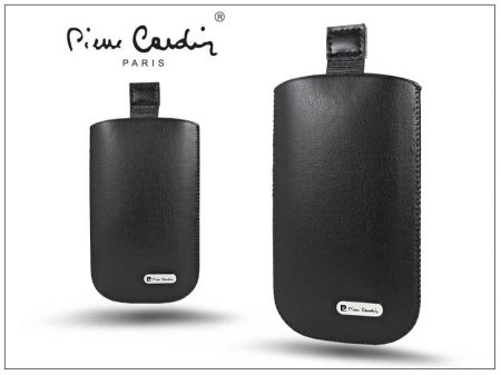 Pierre Cardin Slim univerzális tok - Apple iPhone 6 - Black - 25. méret