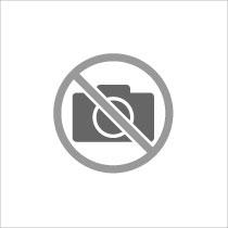 Samsung SM-G920 Galaxy S6 flipes tok képernyővédő fóliával - Muvit Slim Flip - white