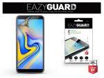 Samsung J610F Galaxy J6 Plus képernyővédő fólia - 2 db/csomag (Crystal/Antireflex HD)