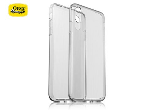 Apple iPhone XS Max védőtok - OtterBox Clearly Protected Skin - clear