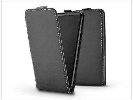 Slim Flexi Flip bőrtok - Apple iPhone X/XS - fekete